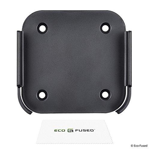 Eco-Fused Wandhalterung Kompatibel mit Apple Airport Express [2. Generation] und Apple TV [2. + 3. Generation] - Halterungsrahmen - Perfekte Passform - Einfache Installation - Einfach anbringen Die 2. Generation Apple