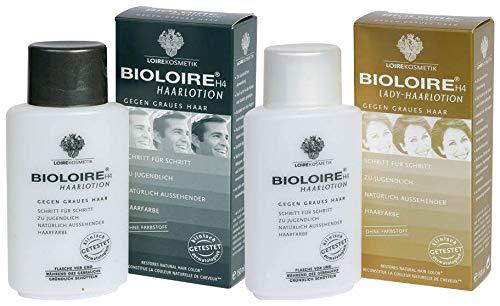 Bioloire H4 Haarlotion gegen graue Haare 150 ml -