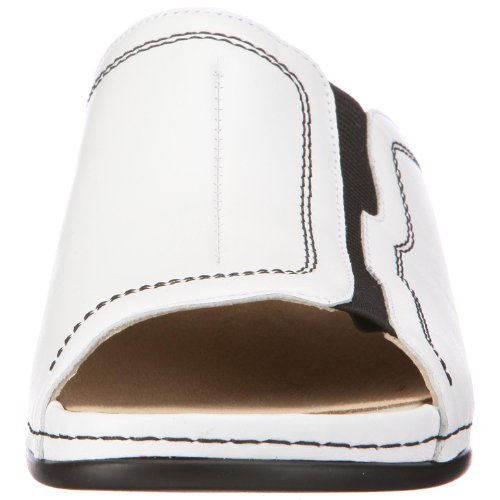 Berkemann Melbourne Jennifer 01008, Chaussures femme blanc (blanc)