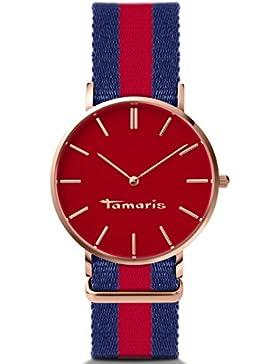 Tamaris Damen-Armbanduhr Analog Quarz B01260130