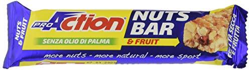 nuts bar (frutta) - confezione da 30 barrette da 30 g