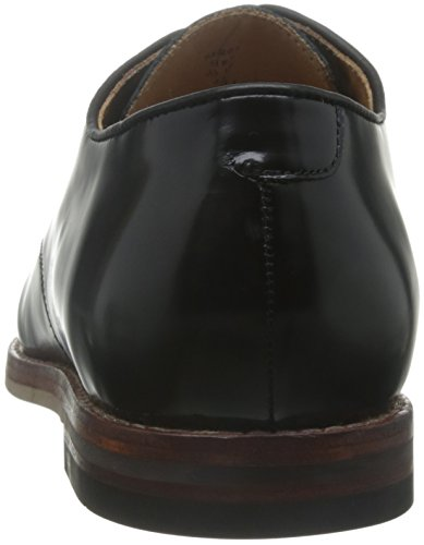 Hudson London Clay Herren Derby Schwarz (Black)