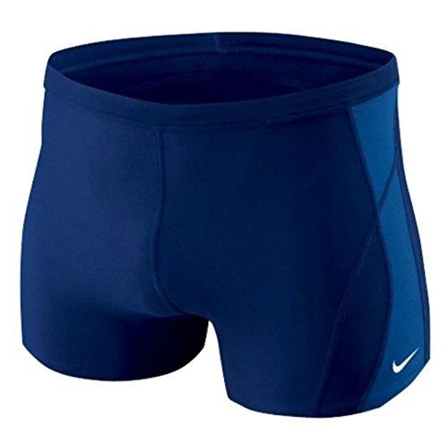 Nike Swim Poly Core Solid Square Leg Men Midnight Navy Größe DE 48 | US 32 2019 Badehose
