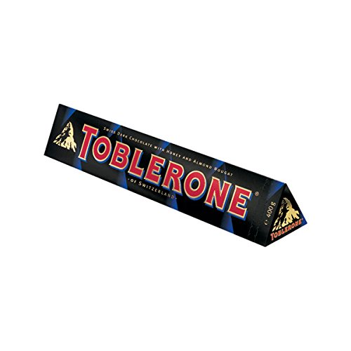 Preisvergleich Produktbild Tobleron Dunkel Schokolade Groß Bar,  360g