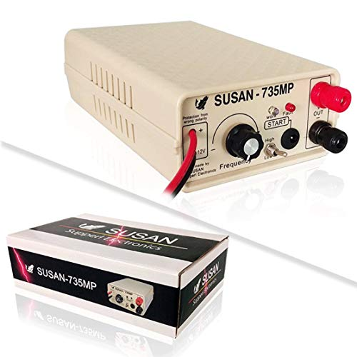 High-Power Mixing Susan-735mp Inverter Electronic Booster - Electronic Power Inverter