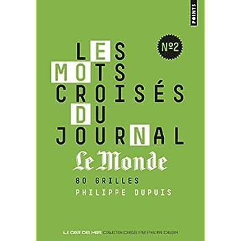 Les Mots croisés du journal 'Le Monde' n°2. 80 grilles