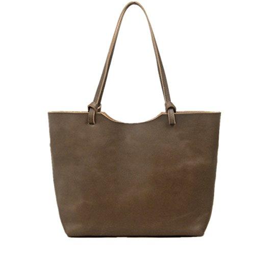 135f1cb869 Meijia-Borsa a spalla in pelle, stile Vintage, motivo borsette e i  portamonete da
