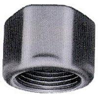 Tapón hembra fundido galvanizada Fig 3003.4hidráulica Raccorderia