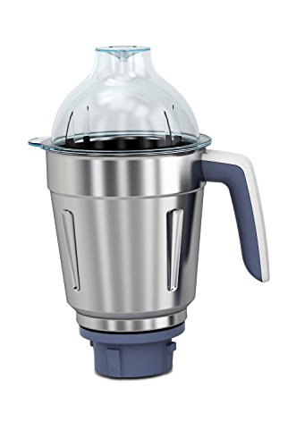 Philips HL7699/00 750-Watt Mixer Grinder / Free Delivery Wet and Dry Electric mixer-grinder – 750 Watts / 100% Stainless Steel Jars and Blades / FREE UK POSTAGE
