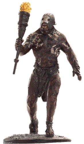 Lord of the Rings Señor de los Anillos Figurine Collection Nº 35 Berserker Uruk-Hai 1