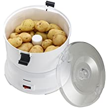 Pelador de patatas Melissa 16220006pelador de patatas eléctrico con Ensalada de centrifugado