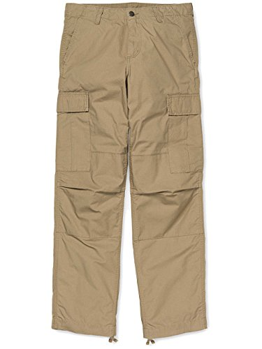 Carhartt WIP Regular Cargo Pant Leather Rinsed leather rinsed
