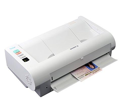 Canon DR-M140 - Escáner de documentos, blanco