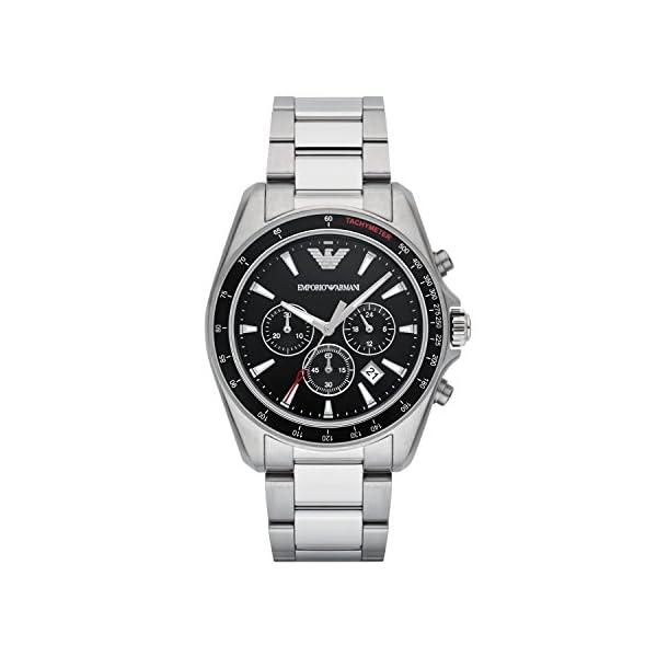 Emporio Armani AR6098 – Reloj de pulsera para hombre