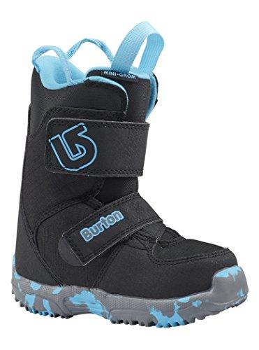Burton Kinder Mini - Grom Snowboardboots, Black, 13C -
