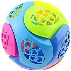 Sûr et respectueux de l'environneHommes t Jouets Magiques Lumineux des  s Jumping Ball Electric Puzzle Musique Danse Ball   Apparence Attrayante