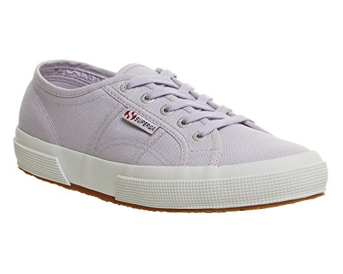 Superga Womens 2750 Cotu Classic Canvas Trainers Violet Lilac