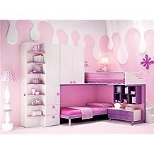 Amazon.es: decoracion habitacion niña