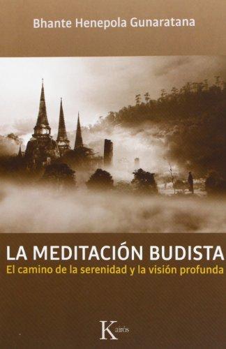 La Meditación Budista (Sabiduría Perenne)