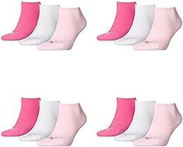 puma sneaker socken rosa