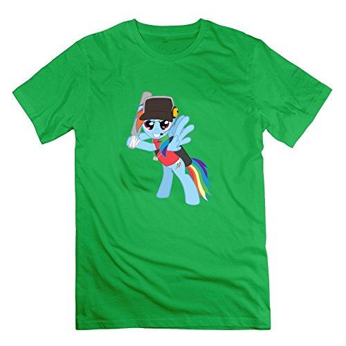 Medic und weiblich Scout kristylogan Herren grau anpassbare T Shirt, Herren, grün - Bling Logo Tee