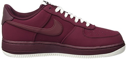Nike 820266-604, Chaussures de Sport Homme Rouge