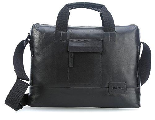 STRELLSON-Briefbag CONNOR ZHZ-Black 40x30x10