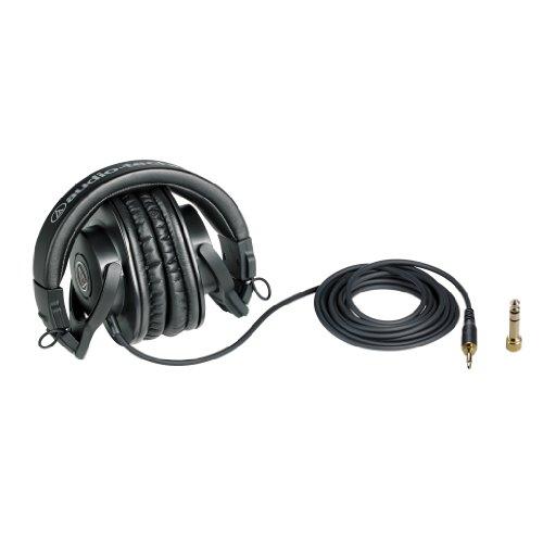 Audio Technica ATH-M30X DJ-Kopfhörer für Studio - 4