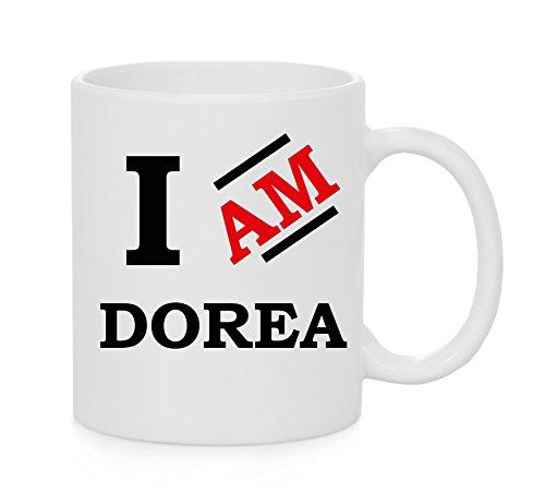I Am Dorea Tazza Ufficiale