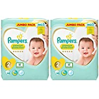 Amazon Fr Pampers Taille 2 Bebe Puericulture