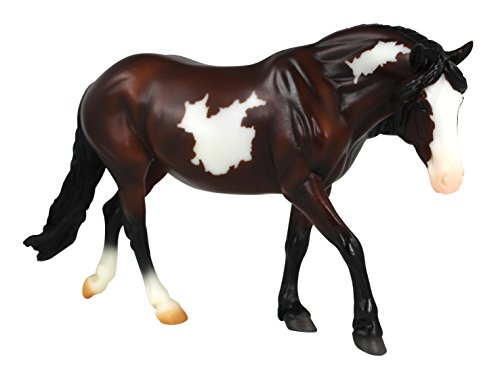 Breyer Modell Pferde Classic Bay Pinto Pony