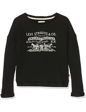 Levis Kids Mädchen Sweatshirt Sweat Ode
