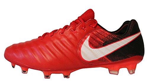 Negro Fg Fútbol Rojo negro Legend Nike Hombre Zapatos De Vii Naranja Blanco Tiempo Universitarios w4KKq8Rf