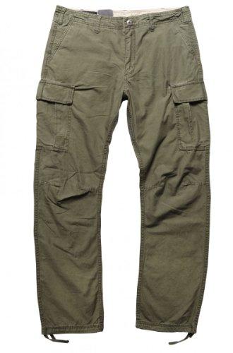 Vintage Industries Hose Reydon BDU Premium Pant Dark Khaki