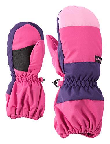 Ziener Baby Lonny Minis Glove Handschuhe, pop pink, 80cm