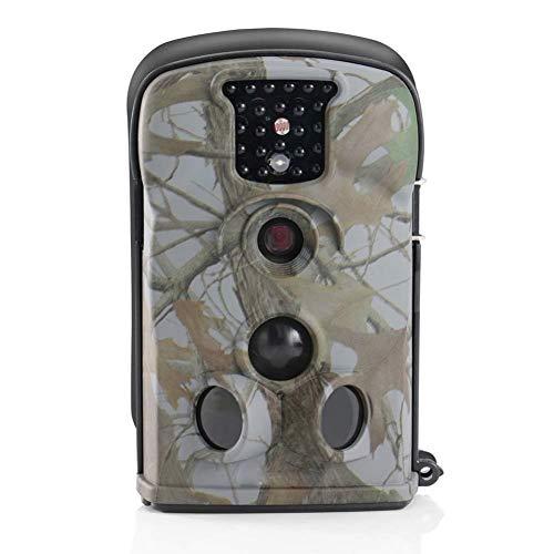 Jagdkamera, HD 1080P12MP Jagdkamera, 0.2s Trigger Motion Aktivierte Infrarot-Nachtsichtgeräte 20 Meter