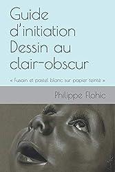 Guide d'initiation  Dessin au clair-obscur: « Fusain et pastel blanc sur papier teinté »