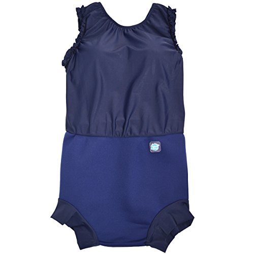 Splash About Damen Badeanzüge Behinderung, Marine, XL, (Strampelanzug Amazon Kostüm)