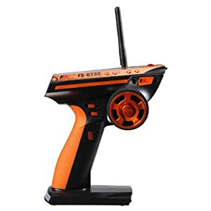 Flysky FS-GT3C émetteur télécommande avec récepteur