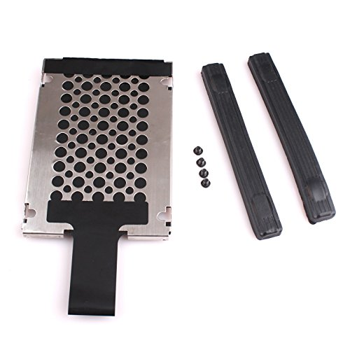 asunflower-hdd-hard-drive-cover-caddy-rails-screws-for-ibm-lenovo-thinkpad-t60-t60p-t61-t61p-r61-t40
