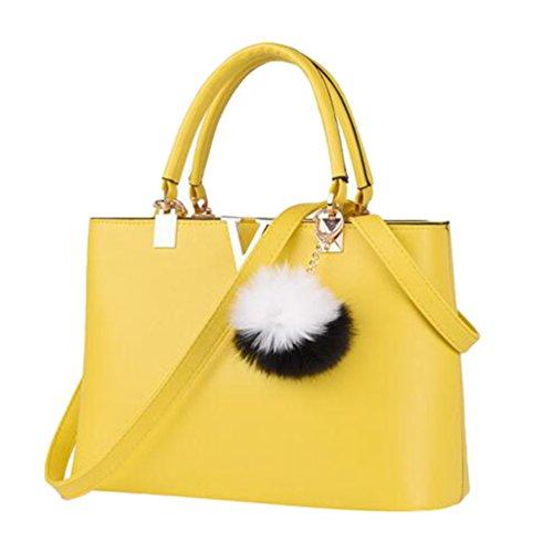 Imagen de Bolso de color amarillo - modelo 3