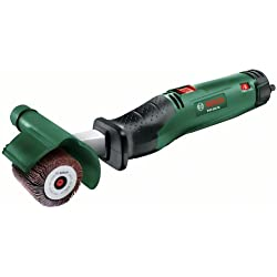 """Bosch Ponceuse multifonction """"Expert"""" PRR 250 ES avec manchon abrasif 06033B5000"""