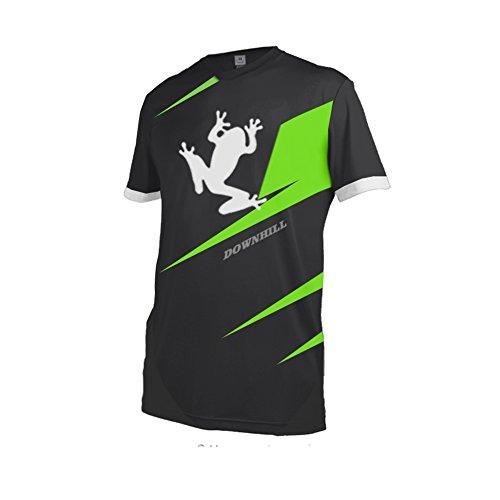Uglyfrog 2019-2020 Uomini Racewear Jersey MTB/Downhill Cycling Jersey Maniche Corta DH Maglia Motocross Offroad MZTD06