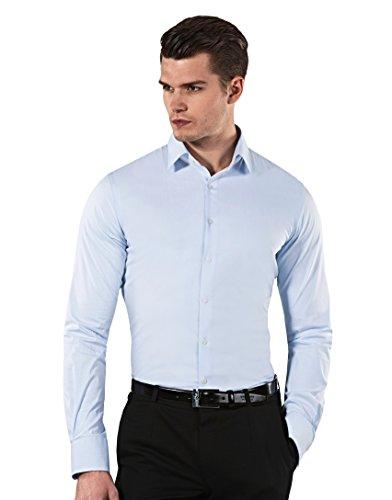 vb-chemise-body-fit-elastique-surtout-coupe-cintree-uni39-40bleu-glace