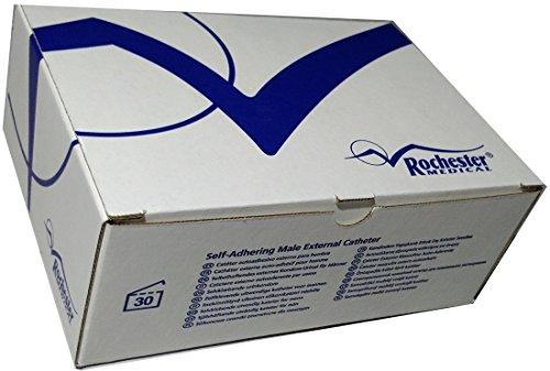 Rochester Wide Band Kondom Urinal intermediate 32mm, 30St, selbsthaftend -tauchen -segeln