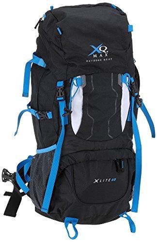 41b3VqcVoxL - XQ Max X-Lite Hiking Backpack with Rain Cover - Black