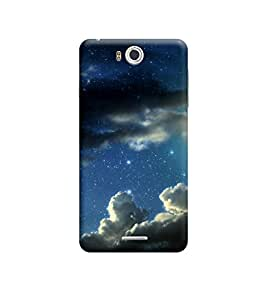 Ebby Premium Printed Back Case Cover With Full protection For InFocus M530 (Designer Case)