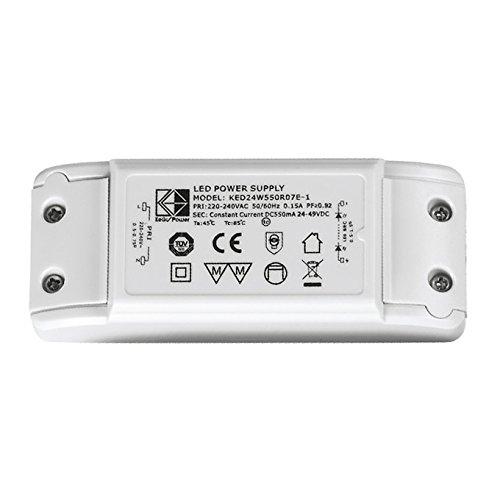 Driver 24W corrente costante output DC 550 mA 24-49V