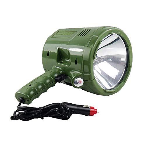 55 Watt / 100 Watt Xenon Auto Arbeit Lichter Scheinwerfer, für Auto Boot Offroad Fahrzeug Fahren Outdoor Angeln Licht Jagd Camping Patrol Licht Auto Scheinwerfer CYHY (Color : 55W) (Lichter Boot Angeln)