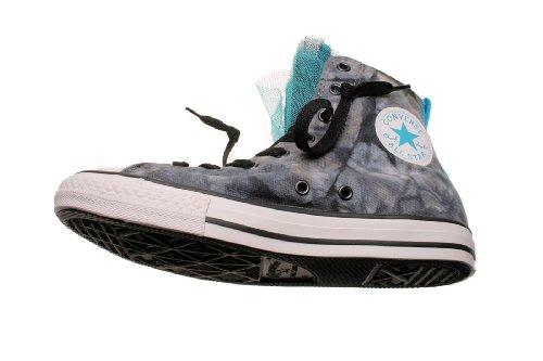Converse, Sneaker a collo alto uomo Rosa (nero/grigio)